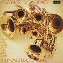 作曲家名: Ha行 - クラシック・フォー・ブラス [SHM-CD][CD] / フィリップ・ジョーンズ・ブラス・アンサンブル