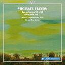 作曲家名: Ka行 - ミヒャエル・ハイドン: 交響曲集[CD] / クラシックオムニバス