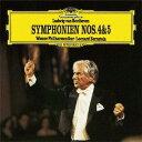 作曲家名: Ra行 - ベートーヴェン: 交響曲第4番&第5番「運命」 [SHM-CD][CD] / レナード・バーンスタイン (指揮)/ウィーン・フィルハーモニー管弦楽団