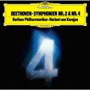 Composer: Ha Line - ベートーヴェン: 交響曲第2番&第4番 [SHM-CD][CD] / ヘルベルト・フォン・カラヤン (指揮)/ベルリン・フィルハーモニー管弦楽団