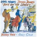 藝人名: E - バック・オン・ザ・ストリート [完全限定生産][CD] / アール・ハインズ〜ジョナ・ジョーンズ