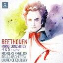 作曲家名: Na行 - ベートーヴェン: ピアノ協奏曲第4番、第5番「皇帝」〜1892年製プレイエル・ピアノによる [UHQCD][CD] / ニコラ・アンゲリッシュ
