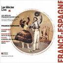 作曲家名: Ha行 - 『フランス-スペイン』 [UHQCD][CD] / フランソワ=グザヴィエ・ロト (指揮)/レ・シエクル