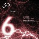 作曲家名: Wa行 - マーラー: 交響曲 第6番 イ短調「悲劇的」 [UHQCD][CD] / ワレリー・ゲルギエフ (指揮)/ロンドン交響楽団
