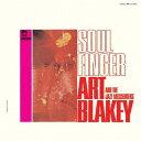 藝人名: A - ソウル・フィンガー [初回プレス完全限定盤][CD] / アート・ブレイキー&ザ・ジャズ・メッセンジャーズ