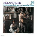 藝人名: R - ビューティフル・イーディス [初回プレス完全限定盤][CD] / ローランド・カーク