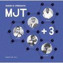 藝人名: M - MJT+3 [初回プレス完全限定盤][CD] / MJT+3