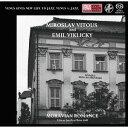 Artist Name: M - モラヴィアン・ロマンス[SACD] / ミロスラフ・ヴィトウス&エミル・ヴィクリツキー