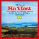 Orchestral Music - スメタナ: わが祖国 [SHM-SACD] [初回生産限定盤][SACD] / ラファエル・クーベリック (指揮)/ボストン交響楽団