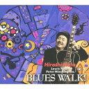 藝人名: H - BLUES WALK ![CD] / 畑ひろし