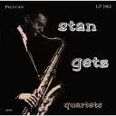 Artist Name: S - スタン・ゲッツ・カルテッツ +5 [UHQCD] [限定盤][CD] / スタン・ゲッツ
