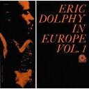 Artist Name: E - イン・ヨーロッパ Vol. 1 [UHQCD] [限定盤][CD] / エリック・ドルフィー