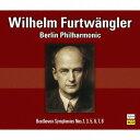 Composer: Ha Line - フルトヴェングラー/定期演奏会のベートーヴェン[CD] / ヴィルヘルム・フルトヴェングラー (指揮)/ベルリン・フィルハーモニー管弦楽団