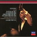 Composer: A Line - ヘンデル: 「水上の音楽」「王宮の花火の音楽」組曲 [SHM-CD][CD] / アンドレ・プレヴィン (指揮)/ピッツバーグ交響楽団