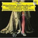 Composer: A Line - R.シュトラウス: 楽劇「ばらの騎士」組曲、他 [SHM-CD][CD] / アンドレ・プレヴィン (指揮)/ウィーン・フィルハーモニー管弦楽団