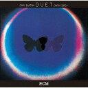 艺人名: G - デュエット [UHQCD] [限定盤][CD] / ゲイリー・バートン&チック・コリア