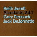 藝人名: K - スタンダーズ (Vol. 1) [UHQCD] [限定盤][CD] / キース・ジャレット・トリオ