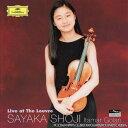Composer: Sa Line - ルーブル (パリ)・リサイタル [生産限定盤][CD] / 庄司紗矢香 (ヴァイオリン)
