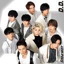 D.D. / Imitation Rain CD 通常盤 / Snow Man vs SixTONES