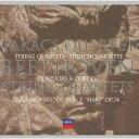 ベートーヴェン: 中期弦楽四重奏曲集 (第7~10番)[CD] [UHQCD] [限定盤] / タカーチ弦楽四重奏団