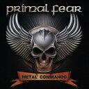 メタル コマンド CD / プライマル フィア