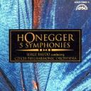 Composer: Sa Line - オネゲル: 交響曲全集[CD] / セルジュ・ボド(指揮)/チェコ・フィルハーモニー管弦楽団