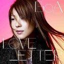 LOVE LETTER [ジャケットA/CD+DVD] / BoA