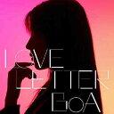 LOVE LETTER [ジャケットB] / BoA