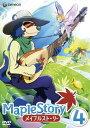 メイプルストーリー Vol.4[DVD] / アニメ