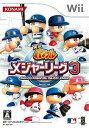 【送料無料選択可!】実況パワフルメジャーリーグ3 [Wii] / ゲーム