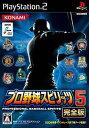 【送料無料選択可!】プロ野球スピリッツ5 完全版 [PS2] / ゲーム