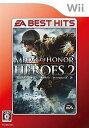【送料無料選択可!】メダル オブ オナー ヒーローズ2 EA BEST HITS [Wii] / ゲーム