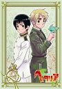 【送料無料選択可!】ヘタリア Axis Powers 第2巻 [CD付初回限定版] / アニメ
