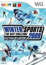 【送料無料選択可!】WINTER SPORTS 2009 THE NEXT CHALLENGE [Wii] / ゲーム