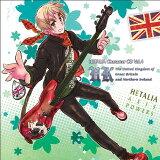 「蒂后面」角色CD Vol.4/ 英国(CV∶杉山纪彰)[「ヘタリア」キャラクターCD Vol.4 / イギリス (CV: 杉山紀彰)]