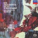 バルトーク: 管弦楽のための協奏曲、他 [SHM-SACD] [限定盤][SACD] / サー・ゲオルグ・ショルティ (指揮)