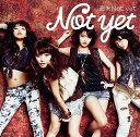 週末Not yet CD DVD/Type-B / Not yet (大島優子 北原里英 指原莉乃 横山由依)