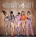 1st: 4ミニッツ・レフト [輸入盤] / 4Minute