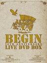 BEGIN20周年記念 ライブDVD BOX / BEGIN