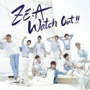 Watch Out 〜熱愛注意報〜 [CD+DVD/Type-B] / ZE:A