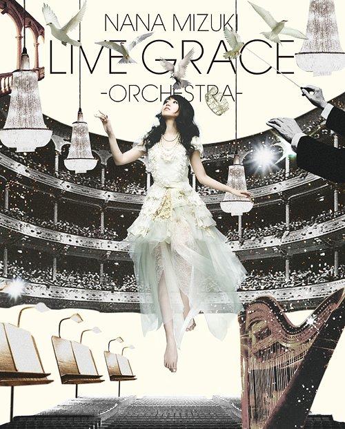 NANA MIZUKI LIVE GRACE -ORCHESTRA- [Blu-ray] / 水樹奈々
