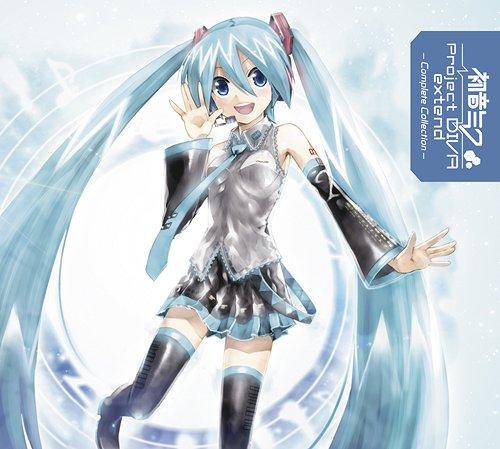 初音ミク -Project DIVA- extend Complete Collection [2CD+DVD] / ゲーム・ミュージック
