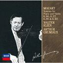 Composer: A Line - モーツァルト: ヴァイオリン・ソナタ第24番・第27番・第33番・第36番 [限定盤][CD] / アルテュール・グリュミオー (ヴァイオリン)