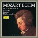 作曲家名: Ka行 - モーツァルト: 交響曲全集 [SHM-CD BOX] [限定盤][CD] / カール・ベーム (指揮)