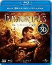 インモータルズ -神々の戦い- [3DBlu-ray&Blu-ray] (デジタル・コピー付) / 洋画