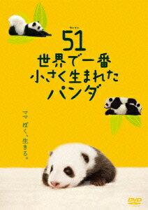 51 (ウーイー) 世界で一番小さく生まれたパンダ / ドキュメンタリー...:neowing-r:10682203