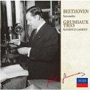 作曲家名: Ka行 - ベートーヴェン: セレナード [限定盤][CD] / グリュミオー・トリオ