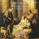 Other - ドゥセク: グランド・ソナタ(フルート、チェロ、ピアノのための三重奏曲) 他 / クラシックオムニバス