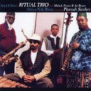 獨立音樂 - アフリカ・アンド・ザ・ブルース[CD] / リチュアル・トリオ・フィーチャリング・ファラオ・サンダース