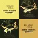現代 - 『イッツ・マジック vol.1』 『イッツ・マジック vol.2』[CD] / エディ・ヒギンズ&スコット・ハミルトン&ケン・ペプロフスキー